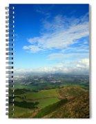 Sao Miguel Island Spiral Notebook