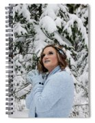 Sara Wondering Spiral Notebook