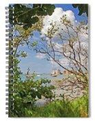 Sarasota Bay Spiral Notebook