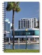 Sarasota Life 01 Spiral Notebook