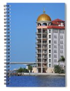 Sarasota Life 02 Spiral Notebook