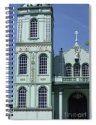Sarchi Church 3 Spiral Notebook