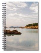 Sardinian Coast I Spiral Notebook