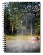 Sardis Cove Spiral Notebook