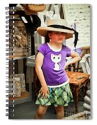 Sass In The Gift Shop Spiral Notebook