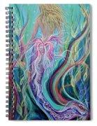 Sassy Mermaid  Spiral Notebook