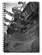 Saturday Afternoon Adventure Spiral Notebook