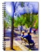 Saturday Afternoon 2 Spiral Notebook