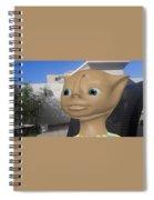 Saudi Spiral Notebook