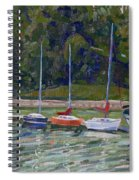 Saugeen Sails Spiral Notebook