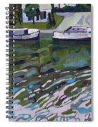 Saugeen Shores Spiral Notebook