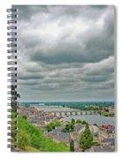 Saumur, Chateau, Loire, France Spiral Notebook