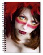 Savage Spiral Notebook
