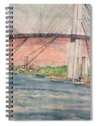 Savanna Spiral Notebook