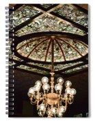 Savannah Antique Ceiling Spiral Notebook