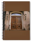 Savannah Doors I Spiral Notebook