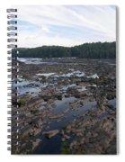 Savannah River At Evans Spiral Notebook