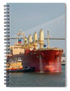 Savannah River Scenic Spiral Notebook