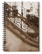 Savannah Sepia - Stoops Spiral Notebook