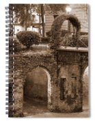 Savannah Sepia - River Walk Spiral Notebook