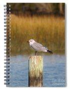 Savannah Shore Bird Spiral Notebook