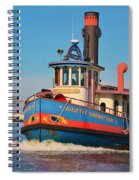 Savannah Tug Spiral Notebook