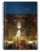 Savannah's Historic River Street Spiral Notebook