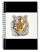 Save The Tiger Spiral Notebook