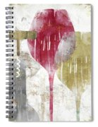 Savory Ruby Spiral Notebook
