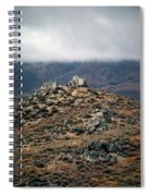 Sawtooth Mountains Spiral Notebook