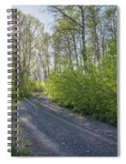 Sawtooth Road Spiral Notebook