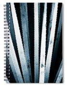 Sawtooth Spiral Notebook