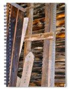 Sawyer No2 Spiral Notebook