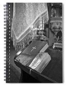 Say A Little Prayer Spiral Notebook