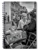 Say It Isn't So - Nola Spiral Notebook