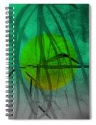 Sayonara Spiral Notebook