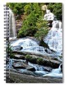 Sc Twin Falls Spiral Notebook