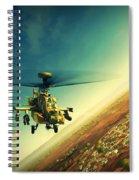 Scanning Spiral Notebook
