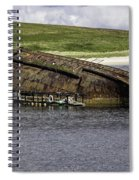 Scapa Flow Spiral Notebook