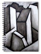 Scape Spiral Notebook