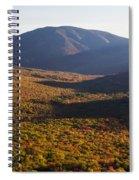 Scar Ridge Autumn Spiral Notebook