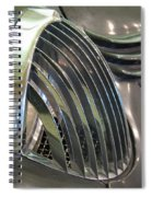 Scarab Eye Spiral Notebook