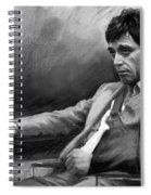 Scarface 2 Spiral Notebook