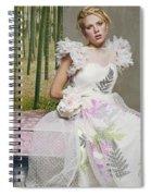 Scarlett Johansson Spiral Notebook