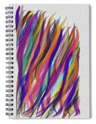 Scarves Spiral Notebook