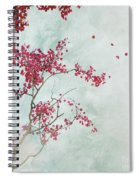 Scattered To The Four Winds Spiral Notebook