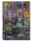Schematics Of The Arcane Spiral Notebook