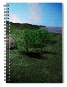 Scenery Spiral Notebook