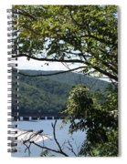 Scenery Spiral Notebook