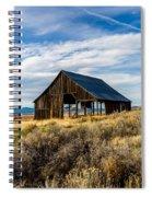 Scenic Barn Spiral Notebook
